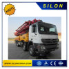 52m Boom Concrete Pump Truck с Benz Chassis
