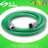 Mangueira industrial hidráulica do aspirador de p30 de tubulação de mangueira da sução do PVC da descarga da água espiral flexível da hélice