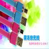 Кабель USB новой конструкции цвета студня микро- для Android
