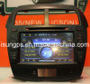Coche DVD GPS de CaIsun para Mitsubishi Rvr/Asx, jugador del sistema audio Supportedr DVD GPS de Rockford Digital para el Outlander Xl/Ex, sistema audio de Mitsubishi de Rockford Digital apoyado