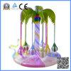 Innenspielplatz-Gerät, Preis-weiches Spielzeug-Spielplatz-Gerät (elektrischer Kokosnuss-Baum)