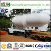 De Fabrikant van Shengrun levert Aanhangwagen van de Tank van het Cement van het Type van 25cbm de Verticale in Austraila