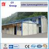 Casa modular del marco de acero, casa simple prefabricada