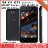 Jiayu G2s G3 Mtk6577 se dobla cámara WiFi GPS de la pantalla WCDMA 3G 8.0MP del IPS del teléfono móvil 4.0 del androide 4.1 de la ROM 4G del RAM 1g de la base 1.2GHz ''
