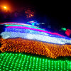 4X6m 672 LED Christmas Net Light