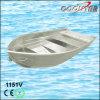 barca di alluminio di spessore V1.2 di 1.2mm per pesca