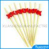 Bamboo natural Grilling Skewers para o BBQ