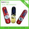 USBのコネクター(BT-P129)を持つ方法MP3プレーヤー、