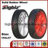 GummiBond Abrasive Grinding Wheel für Stopp