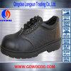 Pattini di sicurezza di gomma respirabili di Soled del cuoio impresso (GWRU-1009)