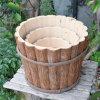 100%ハンドメイドの中国の供給の植木鉢カバー