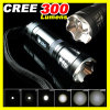 LED-Taschenlampen-Fackel (CREE 300)