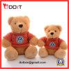 Brinquedos do urso da peluche do luxuoso com t-shirt