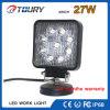 Lámparas campo a través ligeras autos del trabajo de la fábrica LED 27W LED del CREE