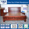 Primeira demão transparente da madeira contínua do plutônio da alta qualidade de Hualong