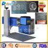 precio de cristal de la etiqueta de plástico del laser del CO2 de la máquina de la marca del CNC 50W