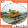電気修理トラックのためのこんにちはレーンジャーのプラットホームのトラック