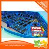 Multifunktionskind-Inneneignung-Berufstrampoline-Bett mit frechem Schloss