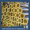 Sección del tubo de las lanas de cristal del aislante de calor para el edificio