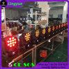 DJ 12X10W LEDの小型ビーム段階の移動ヘッド照明