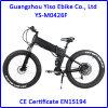 Voller Suspention 4.0 Hummer-Gebirgselektrischer fetter Fahrrad-Falz
