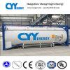 De cryogene Container van de Tank van de Kooldioxide van het Argon van de Stikstof van de Vloeibare Zuurstof