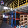 Escaleras de acero resistentes del suelo de entresuelo del almacenaje del almacén