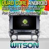 Rk3188 쿼드 코어 HD 1024X600 스크린 16GB 저속한 1080P WiFi 3G 정면 DVR DVB-T Mirro (W2-M462)를 가진 Chevrolet Sliverada를 위한 Witson S160 차 DVD GPS