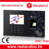 посещаемость времени работника a-C051 Realand биометрическая TCP