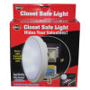 Indicatore luminoso senza fili con l'indicatore luminoso sicuro celato della cassaforte dell'armadio del diametro