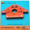 90X90mm Pfeil-magnetischer Schweißens-Halter