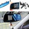 2.8  enregistreur vidéo du véhicule DVR d'appareil-photo de miroir de vision nocturne de HD
