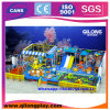 Campo de jogos interno fascinar e de projeto