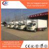 Réfrigérateur de Clw refroidissant Van, camion 3-5ton, Van frigorifié de réfrigérateur d'éléments de transporteur