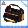 Bolsa de herramientas utilitaria del hombro de los electricistas de la tapa del totalizador de herramientas del bolsillo abierto de la bolsa