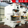 Máquina de la prensa de potencia del marco chino de C que corta con tintas