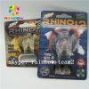 Tarjeta de papel de la ampolla sexual del funcionamiento del rinoceronte 7/Rhino 8/Rhino 9/Rhino 11/Rhino 12 de los E.E.U.U. para el empaquetado de las píldoras del sexo
