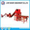 Komprimierte automatische Ziegeleimaschine des Lehm-Wt4-10/Massen-Ziegelstein-Maschine