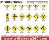 도로 또는 안전 Siignage 알루미늄 복합 재료
