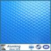 De in reliëf makende Blauwe Kleur Met een laag bedekte Rollen van het Aluminium