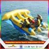 2016 bestes Sells Yellow/Blue Inflatable Flying Fish Banana Boat für Sale