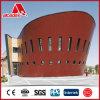 Façade ACP de finition en bois matériel décoratif de théâtre de variétés