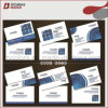 Изготовленный на заказ профессиональные карточки визитных карточек выдвиженческие