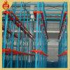Stahlspeicherladeplatten-Laufwerk durch Racking-System