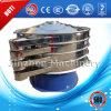 Tela de vibração giratória do aço inoxidável da alta qualidade de Jinzhen/aço de carbono para grânulo do pó com certificação de CE&ISO