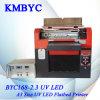 Impresora ULTRAVIOLETA de la pluma del LED con sus los propios diseño
