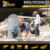 Separador centrífugo del mineral de Knelson del alto del oro equipo de la recuperación para la venta