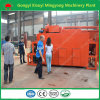 톱밥 Rice Husk Carbonization Kiln Furnace Oven Machine 또는 Charcoal Powder Making Machine