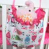 Bolso del juguete de Minky de la impresión de MOQ 10PCS Digitaces para el bebé