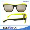 [سفلينغ] صفراء صنع وفقا لطلب الزّبون نساء [أم] نظّارات شمس مع يستقطب عدسة
